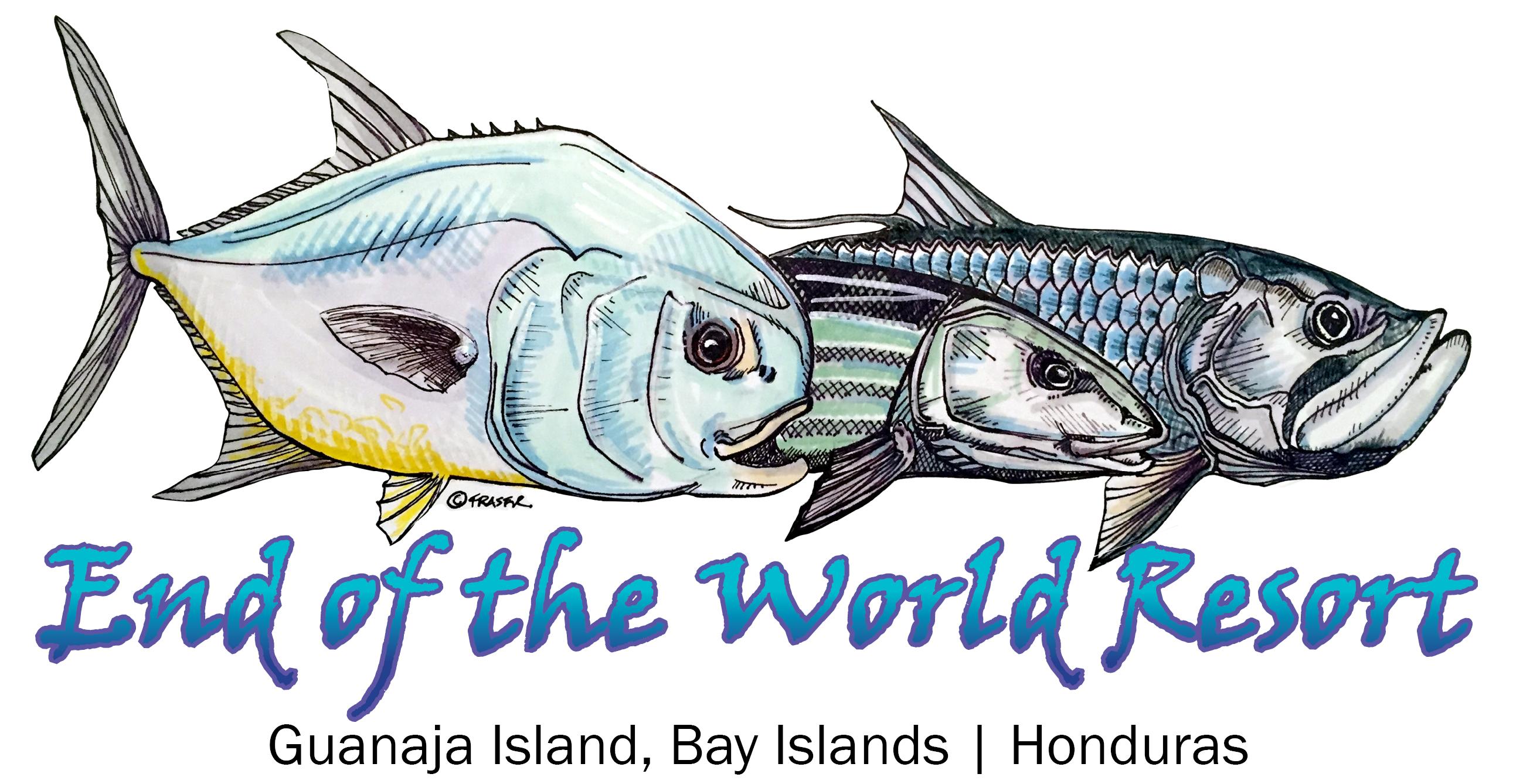 End of the World Resort – Guanaja, Honduras